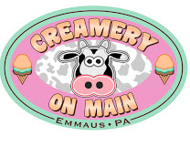 Creamery on Main logo