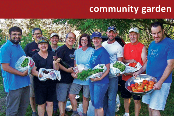 the-barn-church-allentown-community-garden